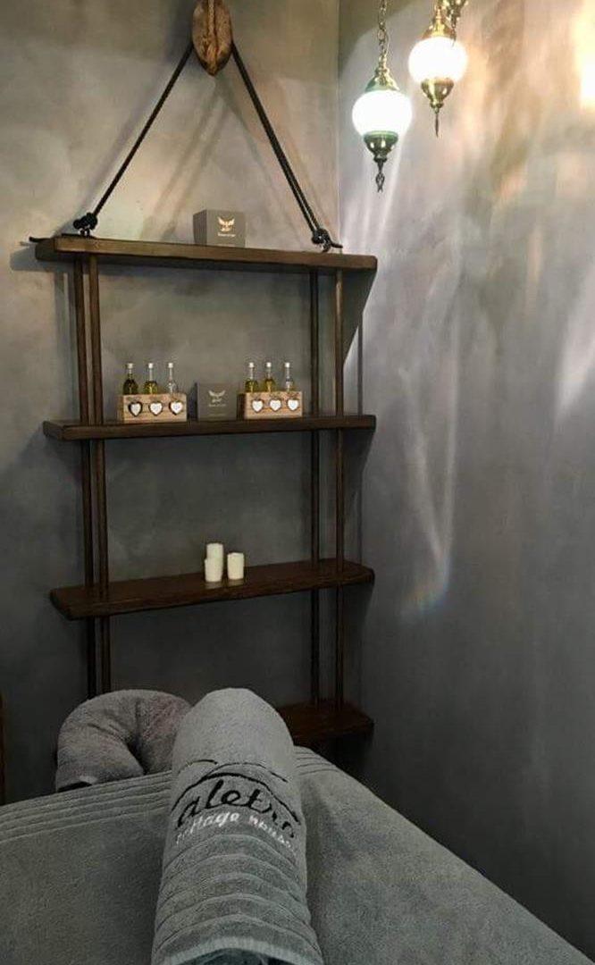 Luxury spa in Mykonos - Aletro Cottage Houses