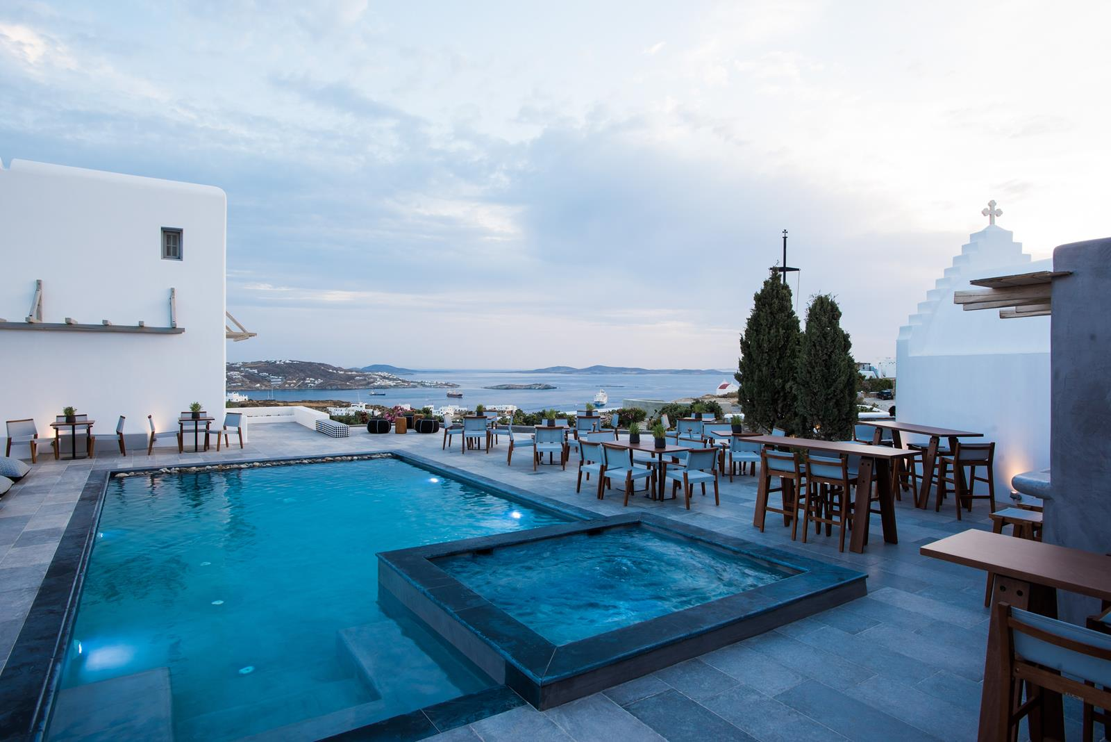 Hotels & Accommodation in Mykonos - Aletro Cottage Houses
