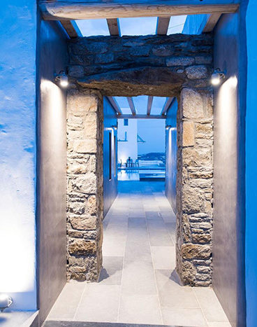 mykonos accommodation - Aletro Cottage Houses