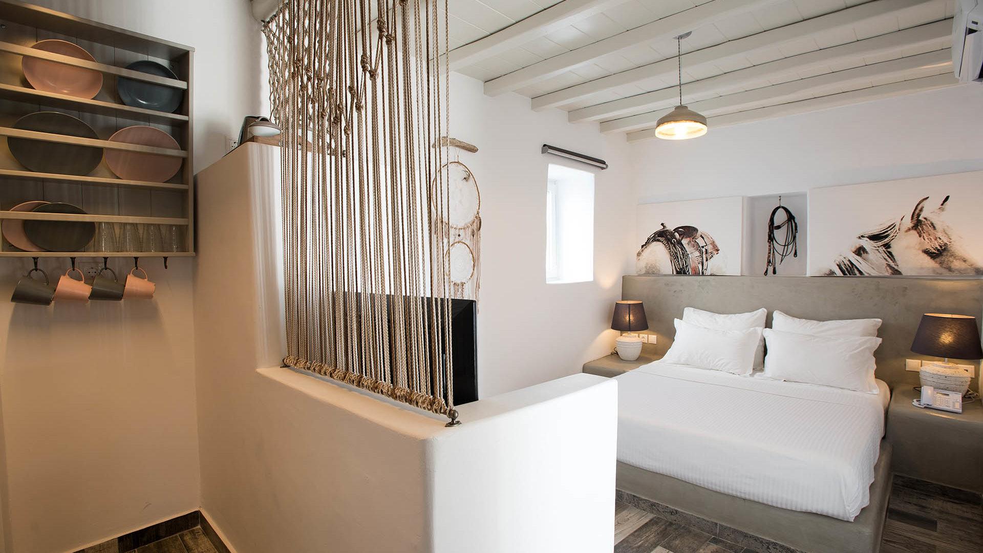 Luxury accommodation mykonos - Aletro Cottage Houses