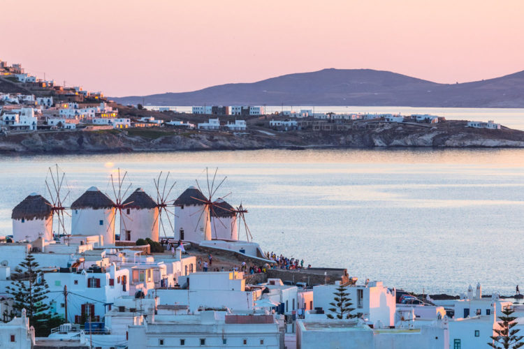 What's in Mykonos