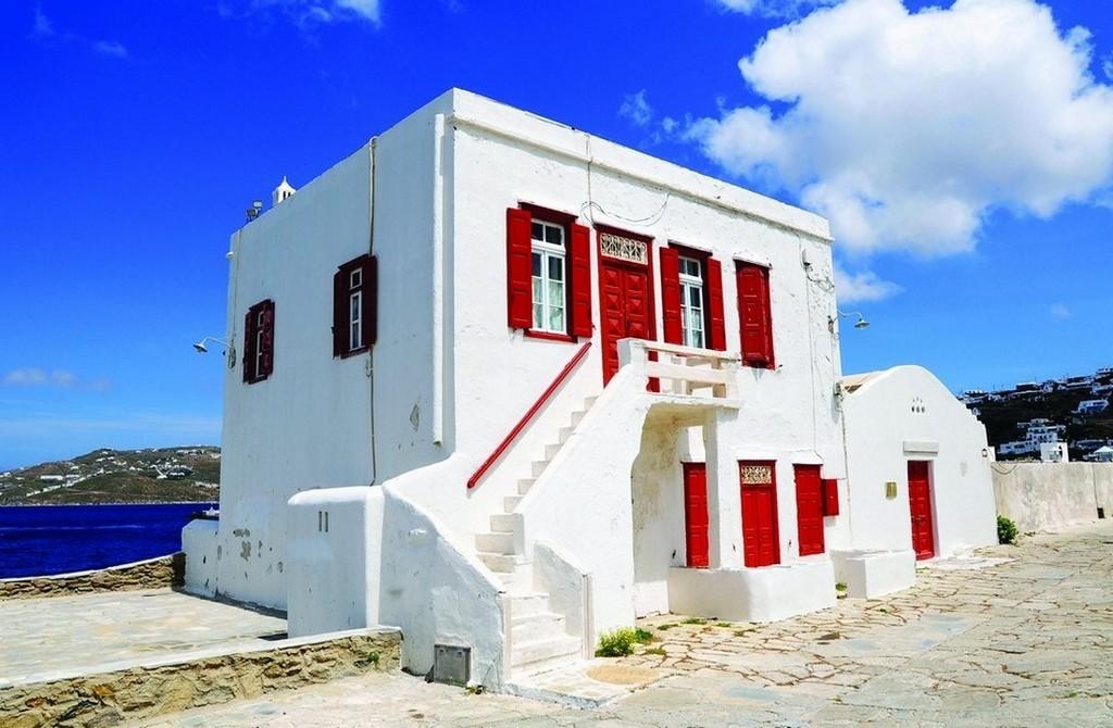 Mykonos Museums - Aletro Cottage Houses Mykonos island